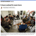A classic weekend for music lovers The London Free Press 1